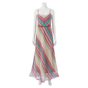 Fun summer dress.